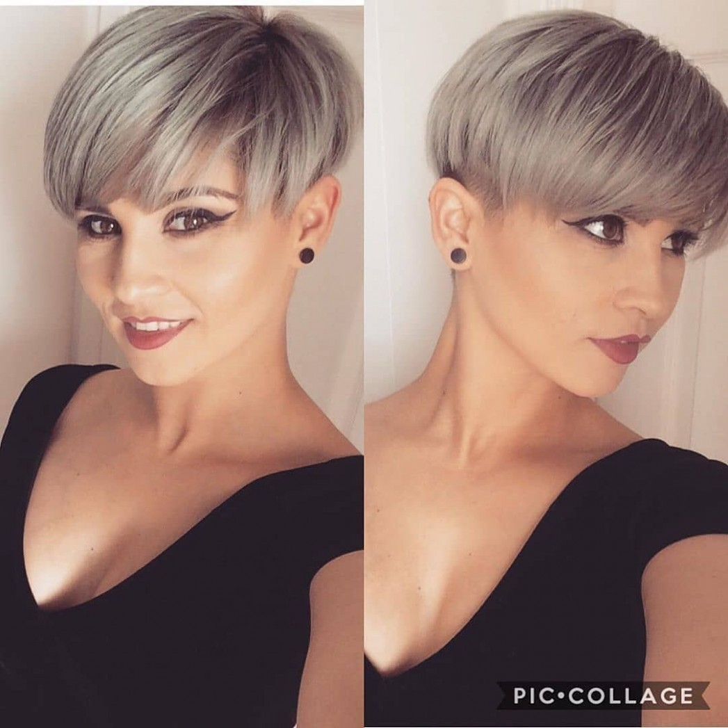 8 Trendy Short Hairstyles For Straight Hair Pixie Haircut For Short Straight Hairstyles