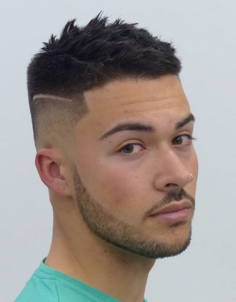 8 Unique Short Hairstyles For Men Styling Tips Small Haircut For Men