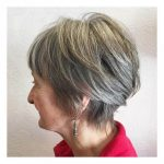 9 Amazing Short Hairstyles For Round Faces Cheeky Locks Pixie Cuts For Round Faces Over 50