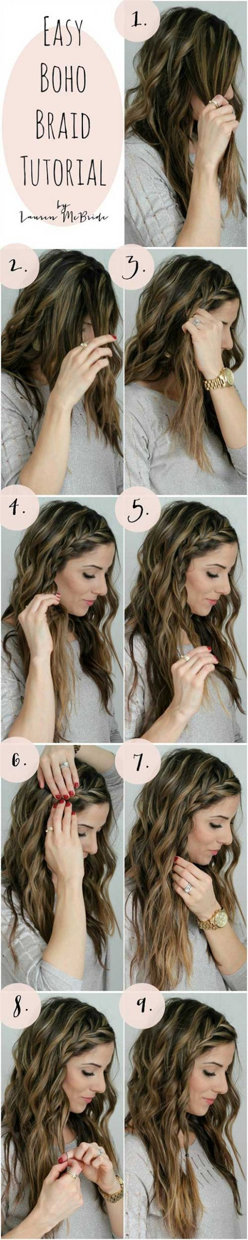 9 Awesome Hairstyles For Girls With Long Hair Cute Hairstyles For Girls With Long Hair
