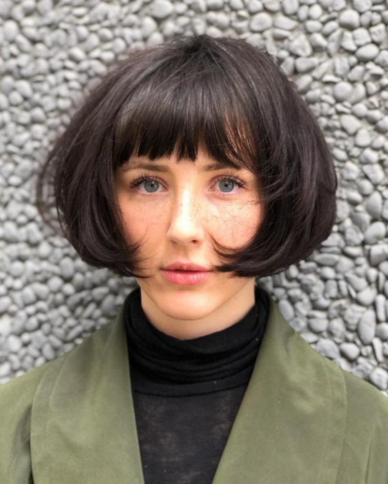 9 Best French Bob Hairstyles & Haircuts Trending In 9 All Pageboy Bob