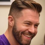 9 Best Hairstyles For A Receding Hairline (Extended) Short Haircut For Receding Hairline