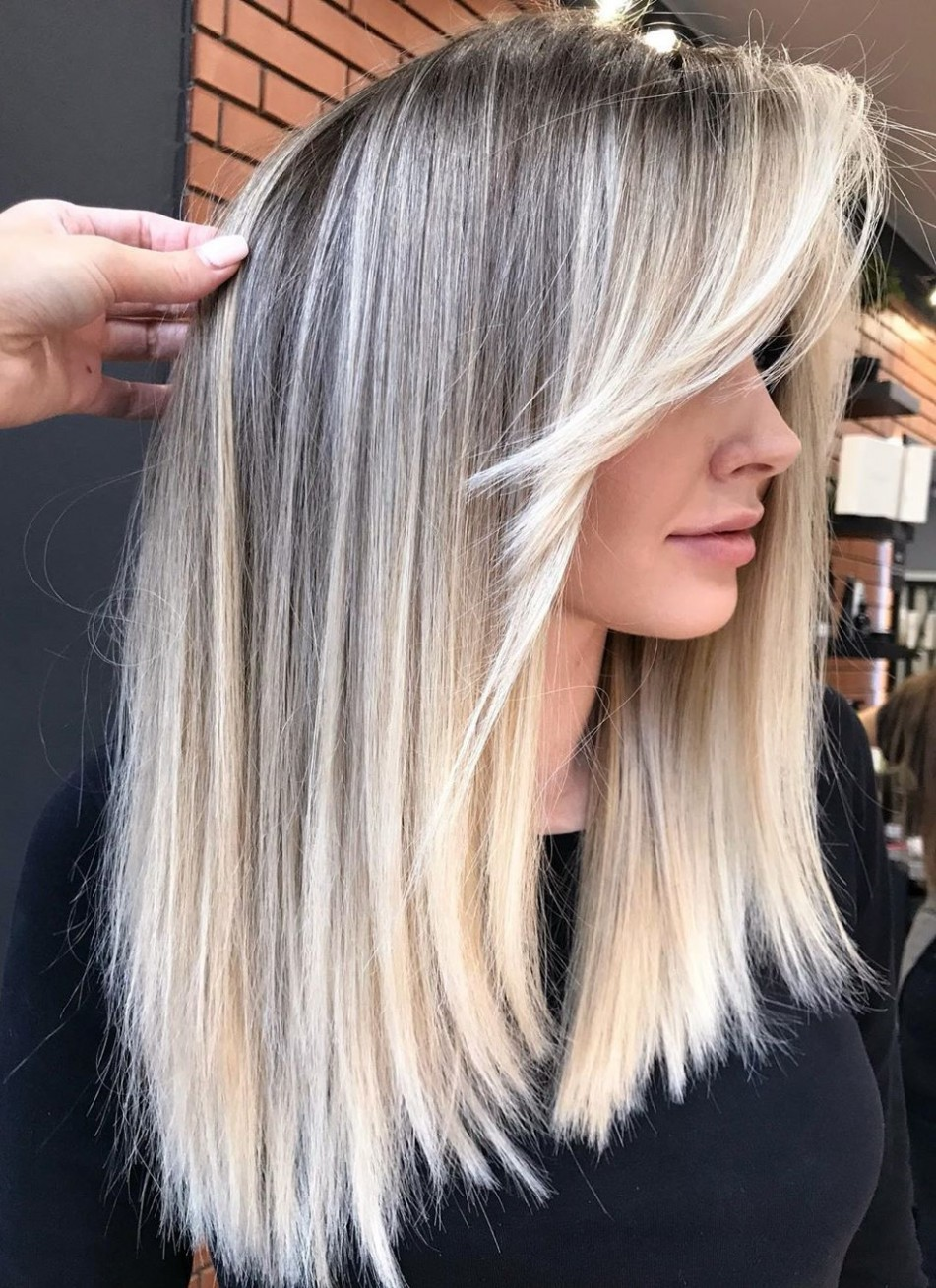 9 Best Ideas How To Cut And Style Side Bangs In 9 Hair Adviser Side Fringe Long Hair