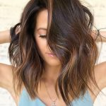 9 Best Lob Haircuts & Hairstyles How To Style Your Long Bob Long Lob With Layers