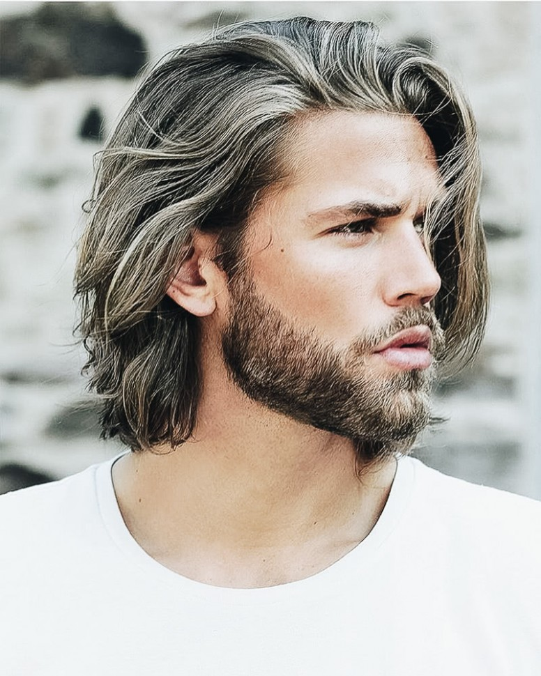 9 Best Medium Length Haircuts For Men And How To Style Them Hairstyles For Medium Length Hair Men