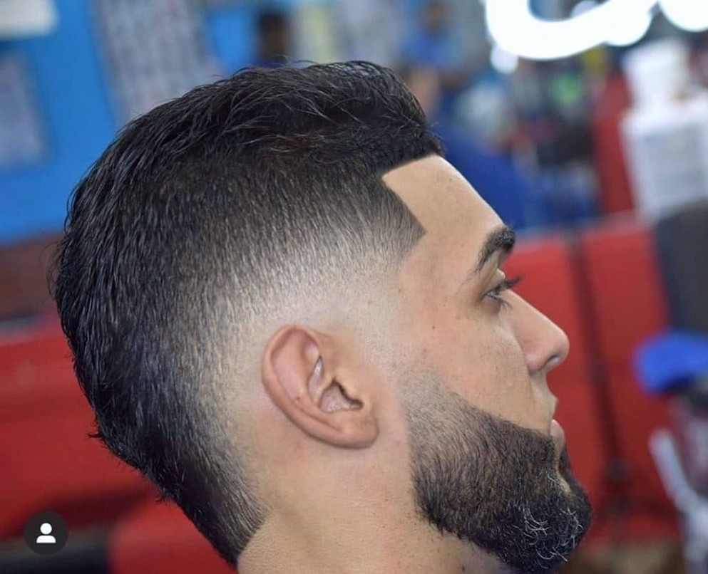 9 Best Mohawk Fade Haircuts For Men That Are Totally Cool Mohawk Fade Short Hair