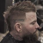 9 Best Mohawk Fade Haircuts For Men That Are Totally Cool Short Mohawk Styles