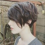 9 Best Short Hairstyles For Thick Hair In 9 Hair Adviser Long Pixie Cut For Thick Hair