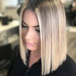 9 Blunt Cuts And Blunt Bobs That Are Dominating In 9 Hair Blunt Haircut Medium