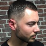 9 Classy Haircuts And Hairstyles For Balding Men Short Haircut For Receding Hairline