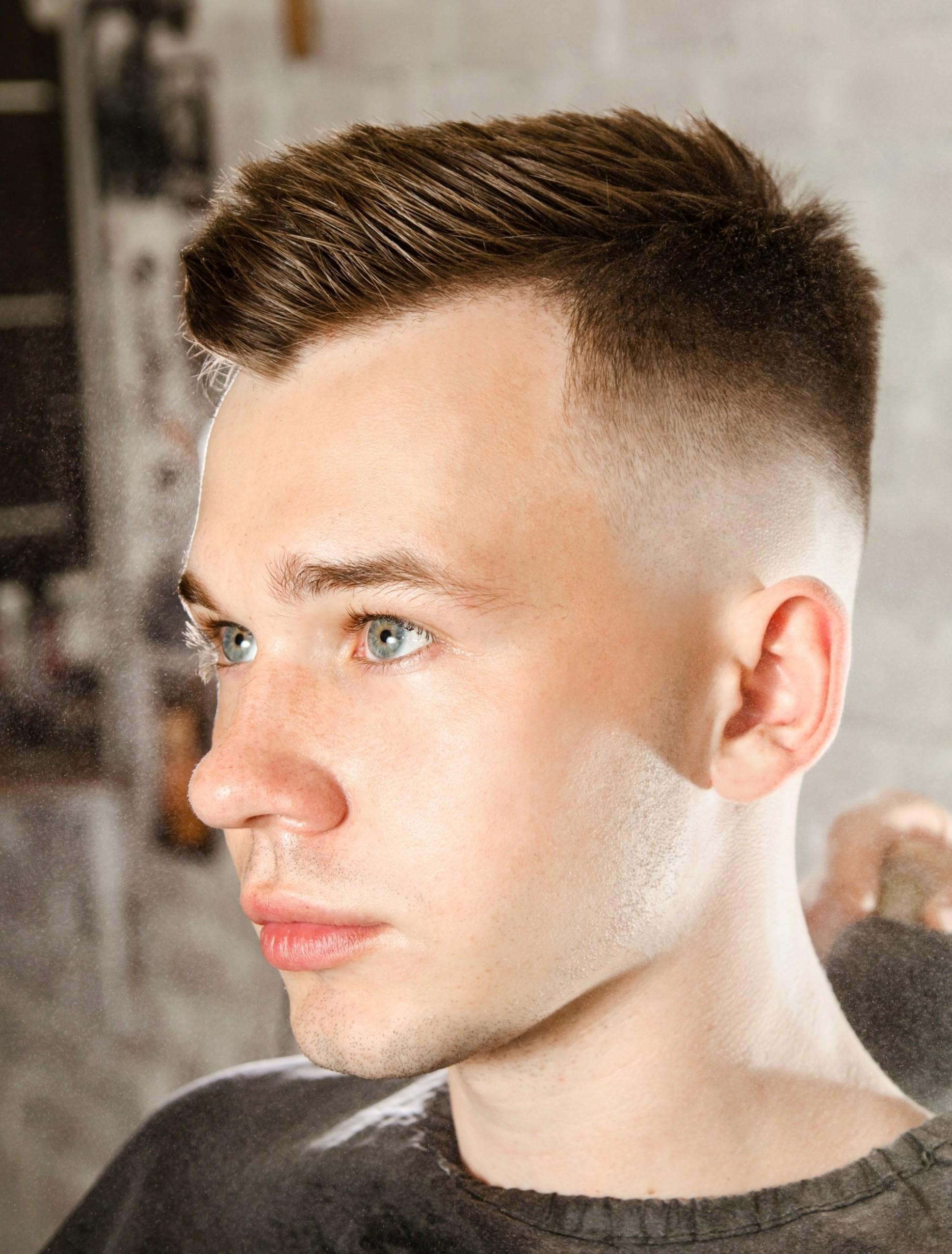 9 Cool Ways To Wear The Mohawk Fade All Things Hair PH Mohawk Fade Short Hair