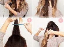 9 Cute and Easy Ponytail Hairstyles Tutorials - PoPular Haircuts