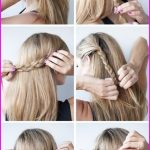 9 Easy And Cute Hairstyles For Medium Length Hair Cute Cute Hairstyles For Medium Length Hair