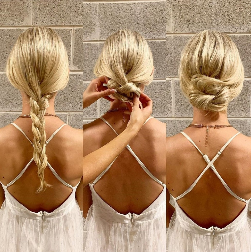 9 Easy Hairstyles for Long Hair with Simple Instructions - Hair