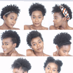 9 Easy Protective Hairstyles For Short Natural 9C Hair That Will Protective Styles For Short Natural Hair