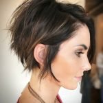 9 Fab Short Hairstyles With Texture & Color 9 Posh Spice Haircut