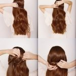 9 Five Minute Hairstyles For Busy Mornings Cute Hairstyles For Medium Length Hair