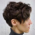 9 Gorgeous Perms Looks: Say Hello To Your Future Curls! Short Permed Pixie Cut
