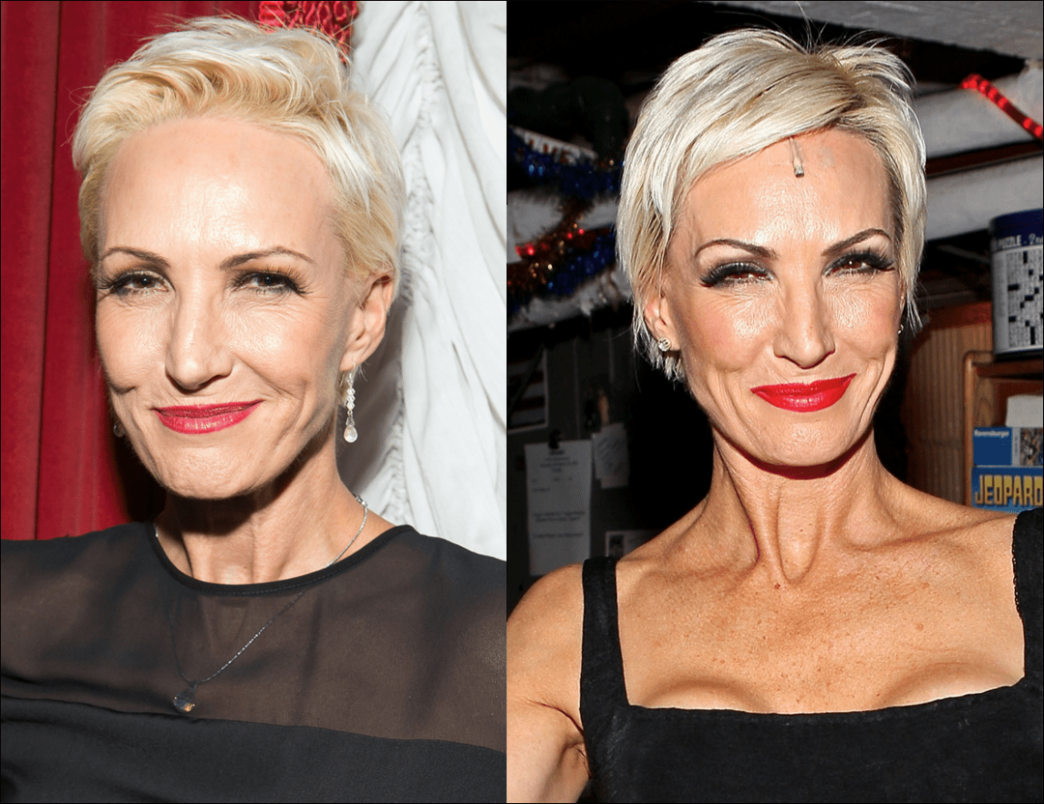 9 Gorgeous Pixie Haircuts For Older Women Pixie Cuts For Round Faces Over 50
