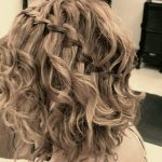 9 Great Prom Hairstyles For Girls Pretty Designs Half Up Half Down Short Curly Hair