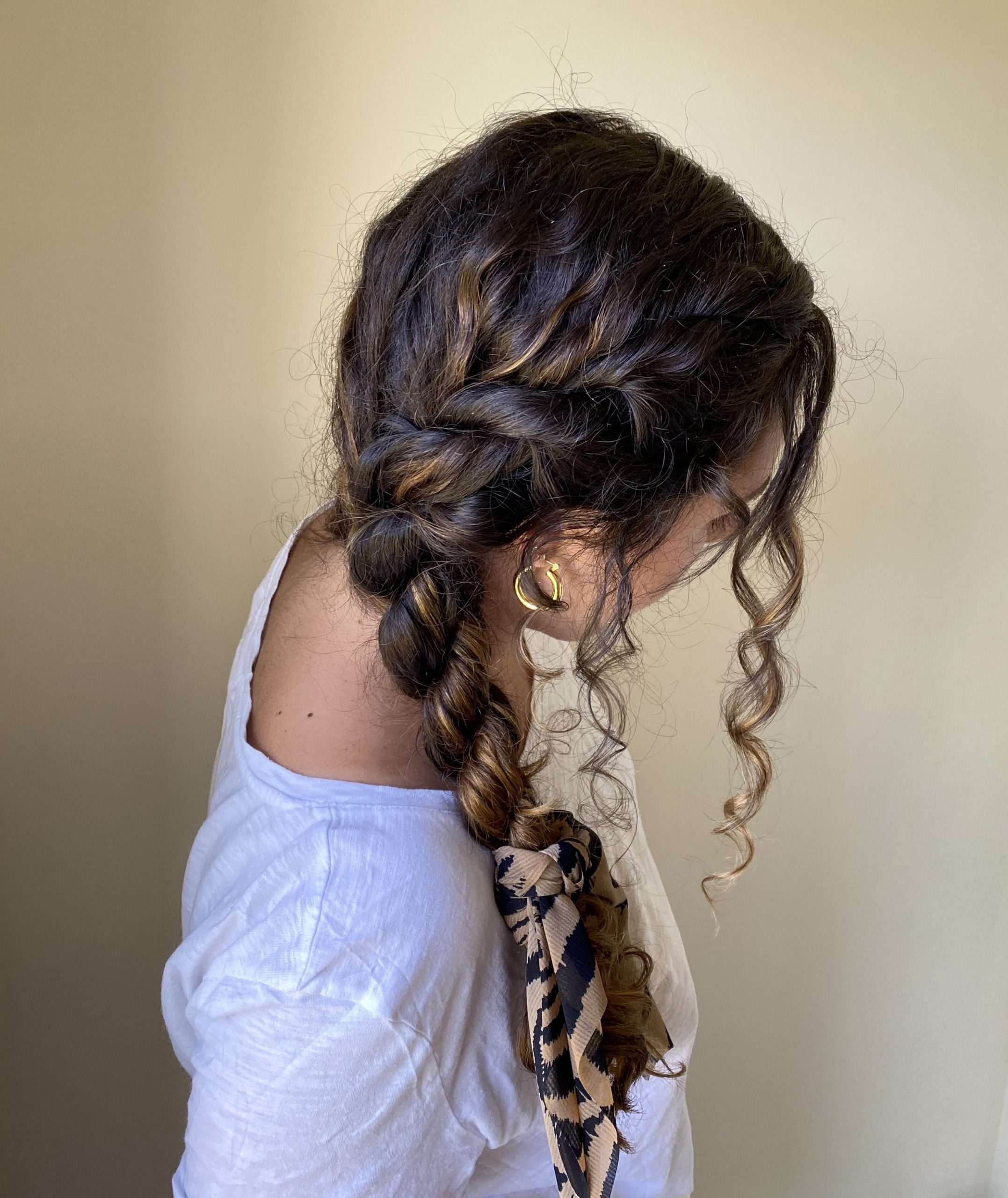 9 Hairstyle, 9 Ways: The Rope Braid  At Length by Prose Hair
