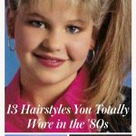 9 Hairstyles You Totally Wore In The '9s Allure 80S Hairstyles For Long Hair