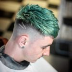 9 Hottest Short Sides Long Top Haircuts Men's Hairstyles Fade On Sides Long On Top