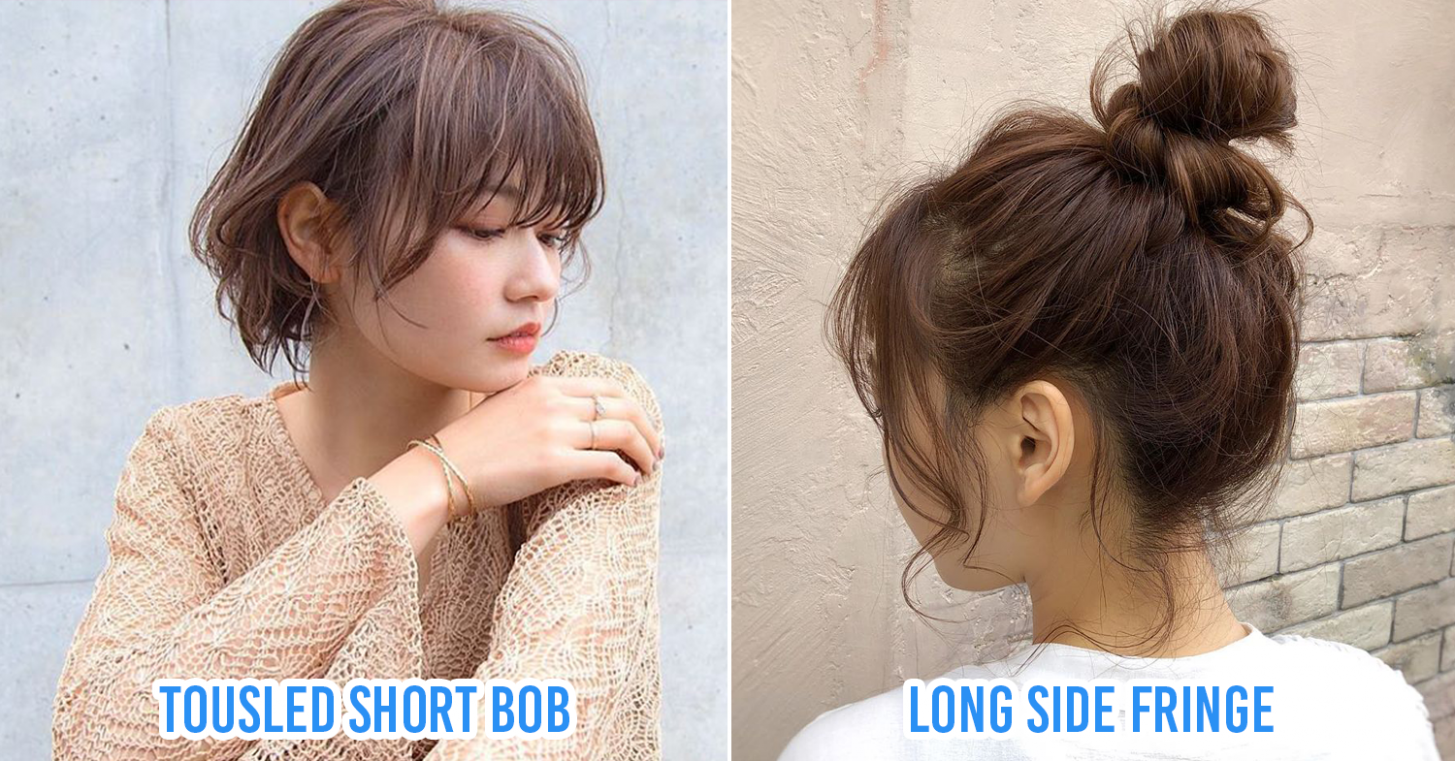 9 Japanese Hairstyles For A Fresh New Look This Summer