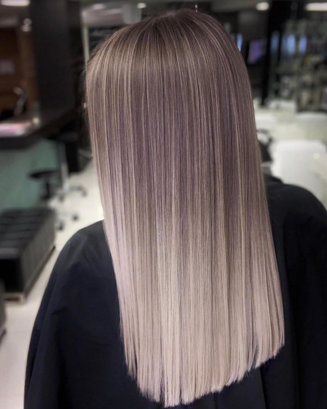 9 Medium Length Hairstyles and Color Switch-ups - Medium Haircut 9