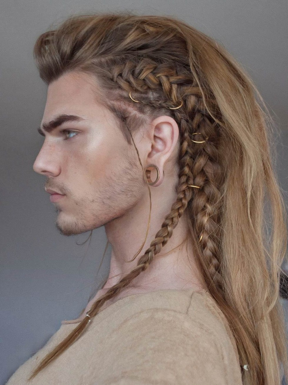 9 Modern Long Hairstyles For Men Guys With Bangs And Long Hair