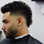 9 Mohawk Haircuts For 9 > Totally Cool Styles Curly Hair Mohawk Male