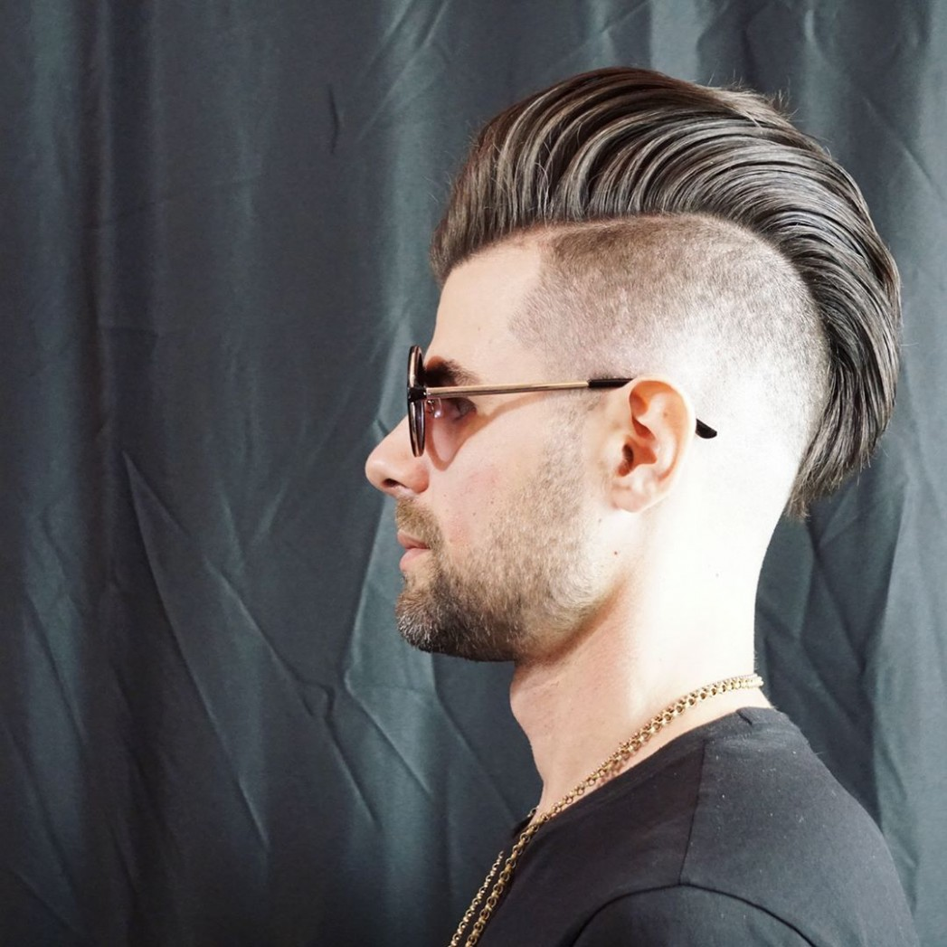 9 Mohawk Haircuts For 9 -> Totally Cool Styles