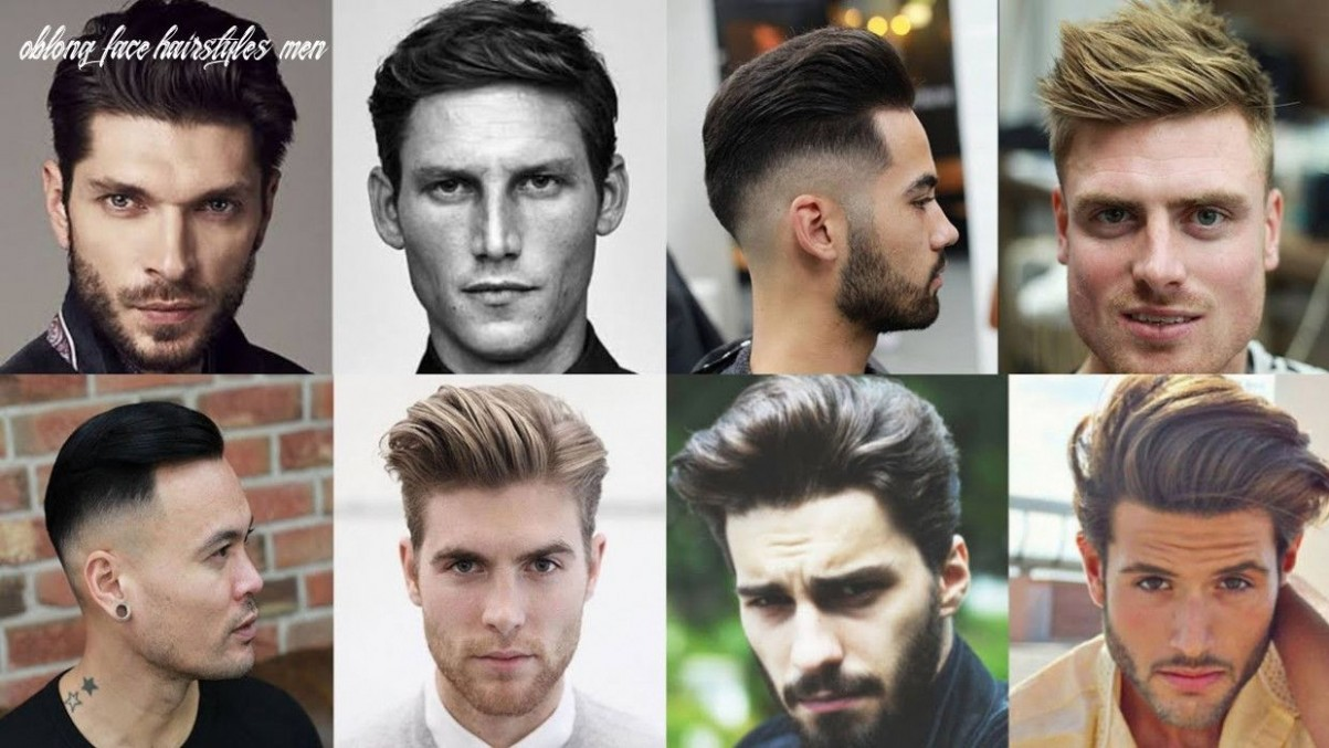 9 Oblong Face Hairstyles Men In 9 Oblong Face Hairstyles Oblong Face Shape Hairstyles Male