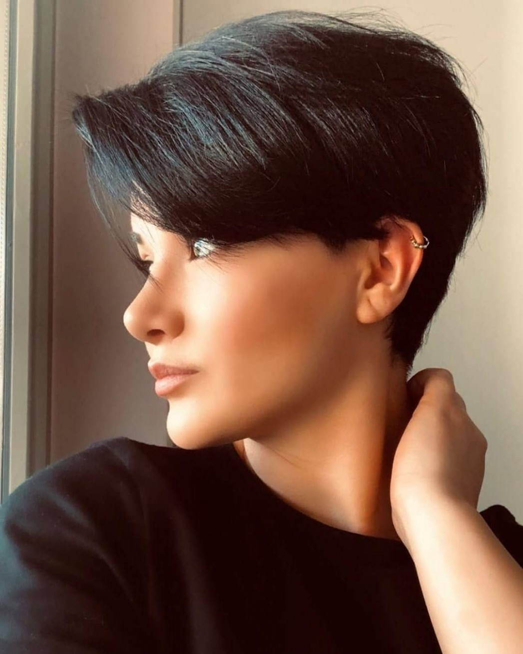 9 Of The Most Stunning Short Hairstyles On Instagram (March 9 Best Short Haircuts For Girls