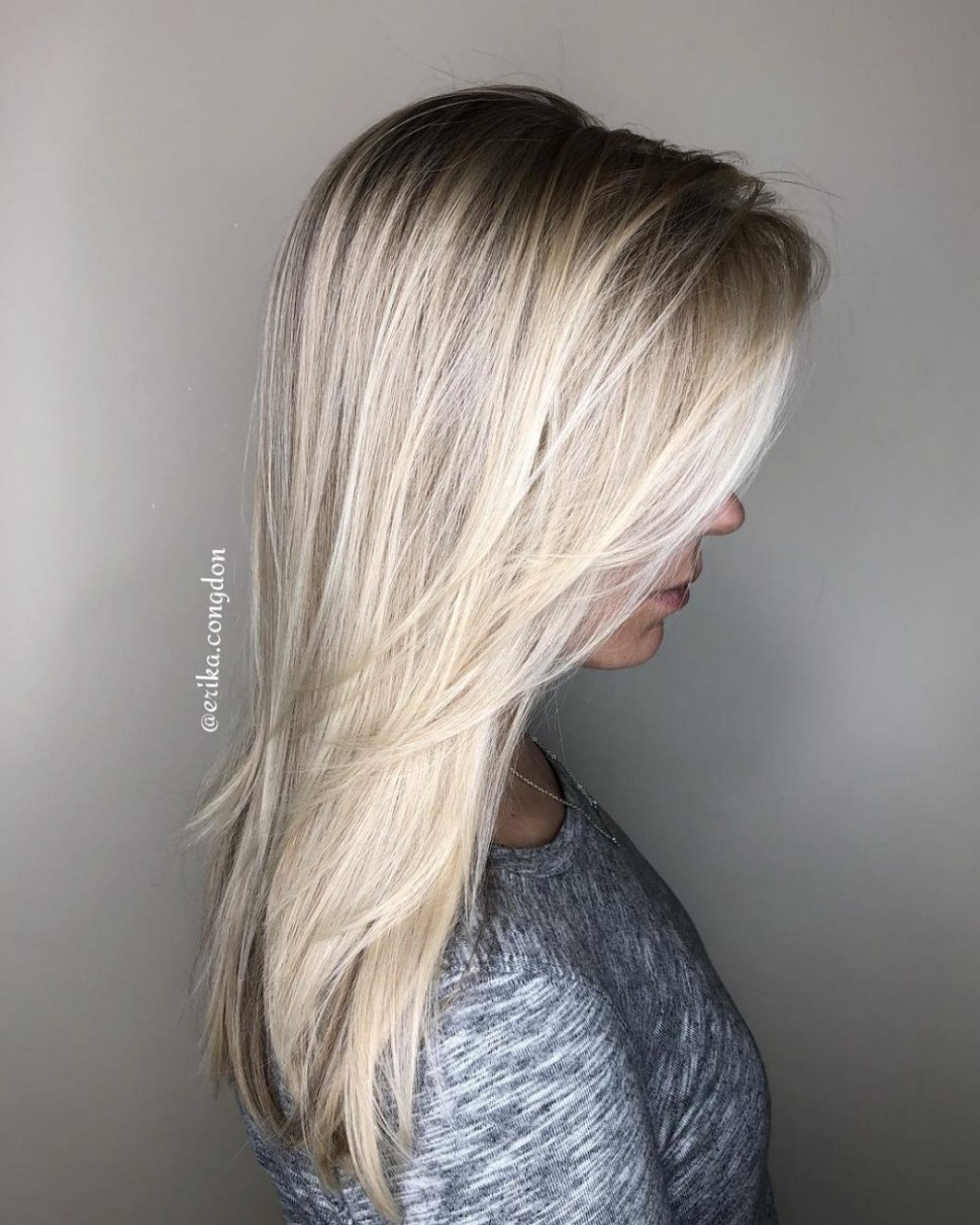 9 Perfect Hairstyles For Long Thin Hair Volume Adding Haircuts Cute Hairstyles For Long Thin Hair