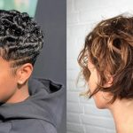 9 Perfect Looks For Short Curly Hair StylesRant Really Short Curly Hair