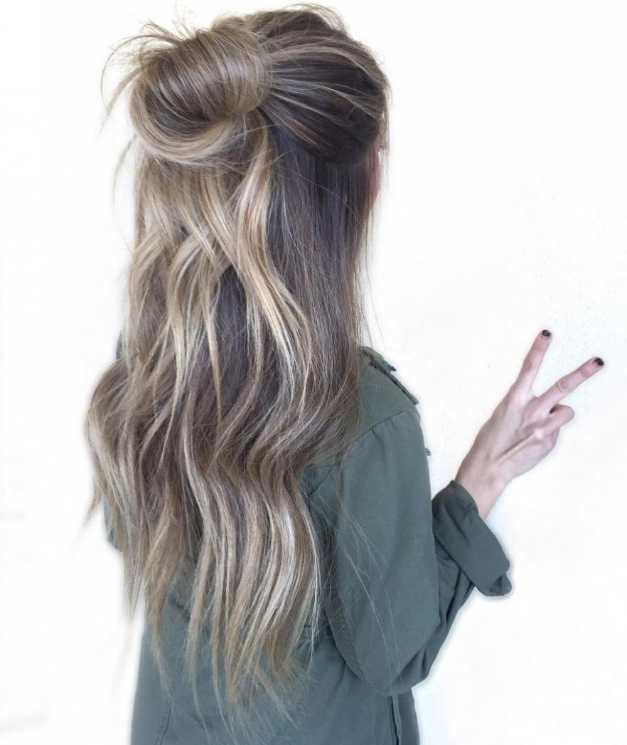 9 Perfectly Imperfect Messy Hairstyles For All Lengths Messy Long Hairstyles