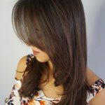9 Prettiest Long Layered Haircuts With Bangs For 9 Hair Adviser Long Front Bangs