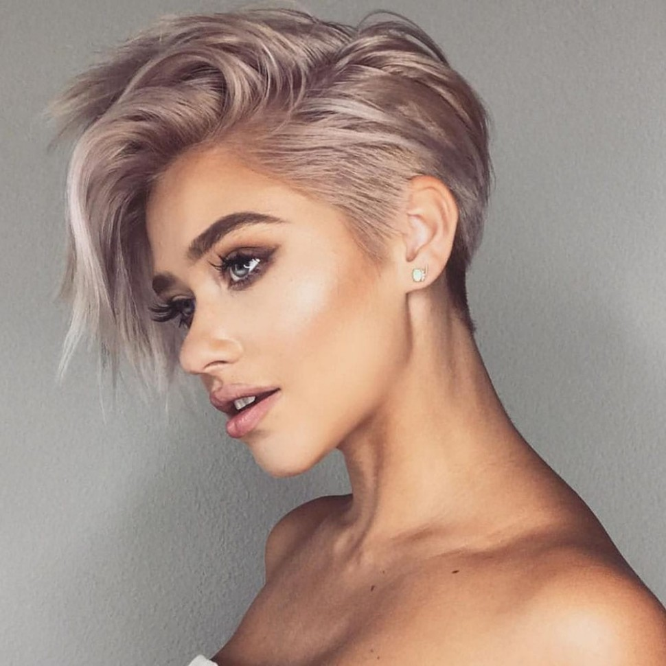 9 Short Haircuts For A Long Face » Short Haircuts Models Haircuts For Women With Long Faces