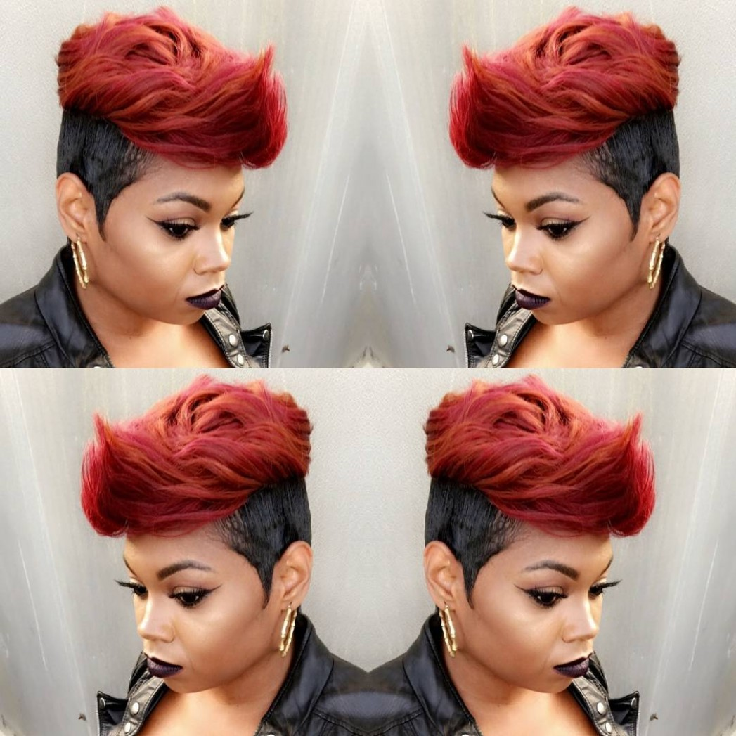 9 Short Hairstyles for Black Women to Steal Everyone's Attention