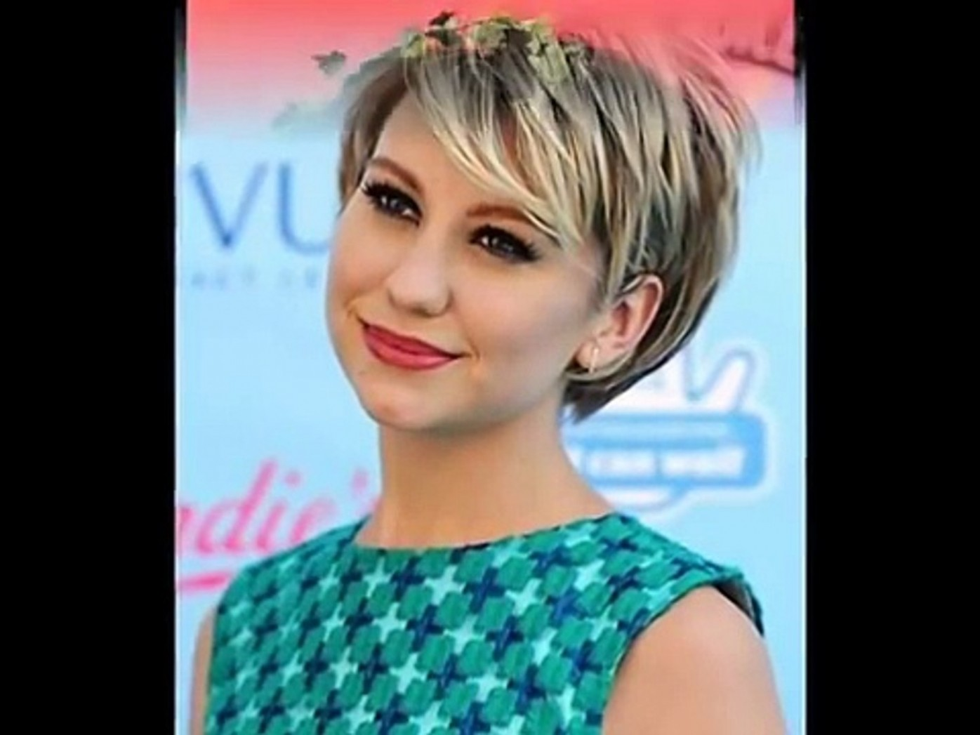 9 Short Hairstyles For Round Faces 9