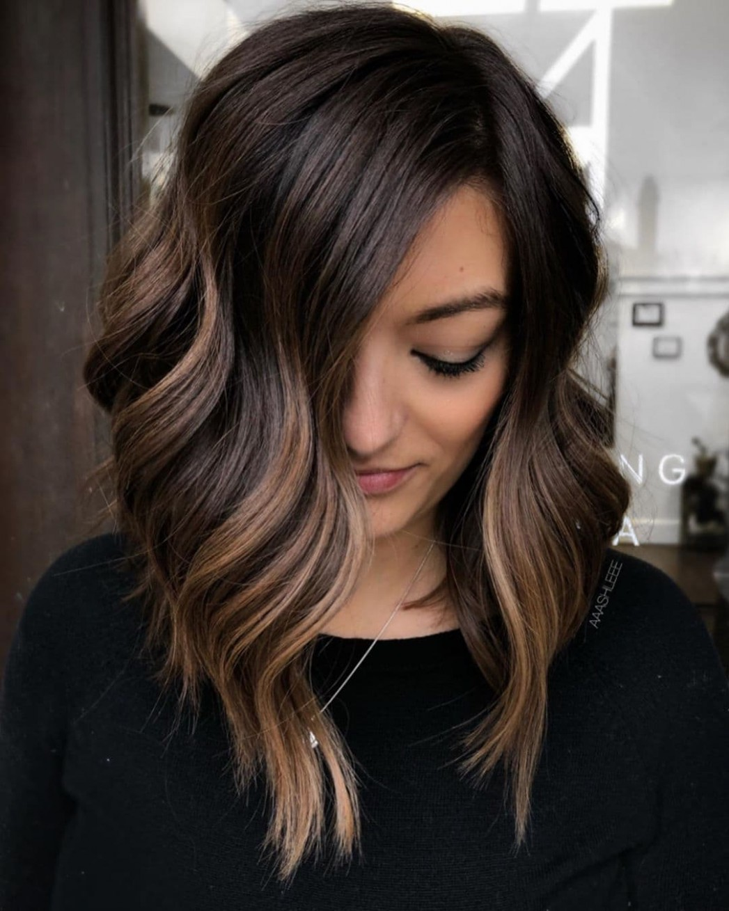 9 Stunning Long Bob Hairstyles StylesRant Long Lob With Layers