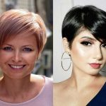 9 Stunning Pixie Cut For Round Faces To Try In 9 HqAdviser Long Pixie Cut Round Face