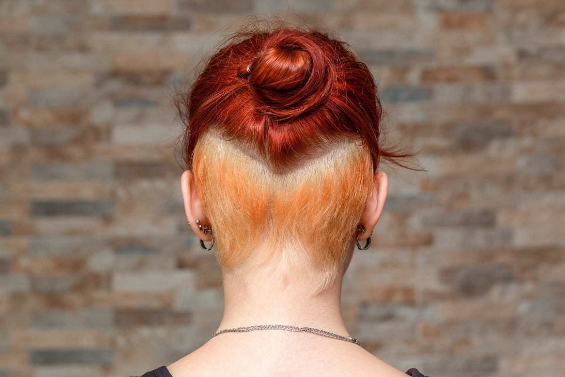 9 Valiant Undercut Hairstyles for Women with Long Hair