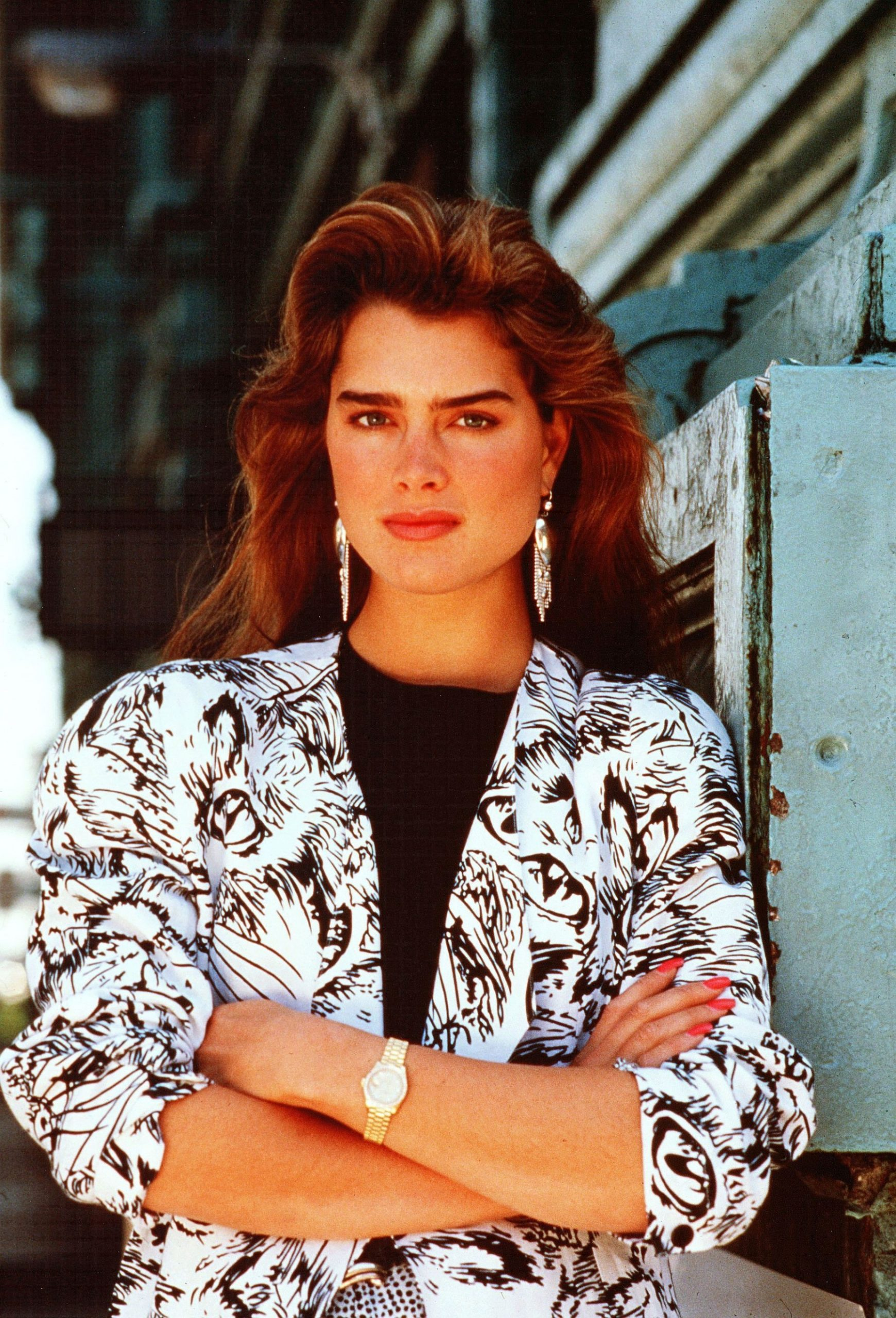 9s Hairstyles: 9 Epic Looks Making A Huge Come Back 80S Hairstyles For Long Hair