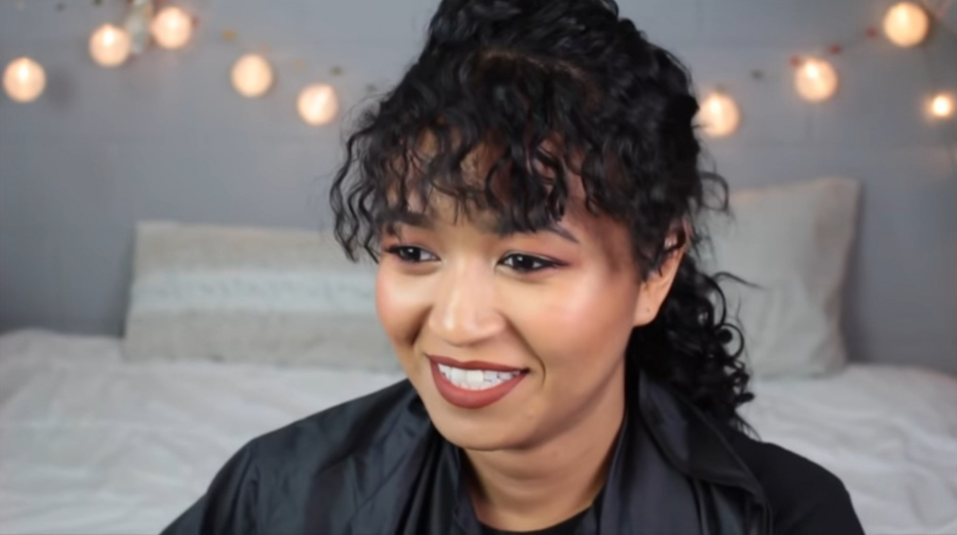 Achieving Great Curly Bangs is Not a Dream Anymore: A DIY Guide