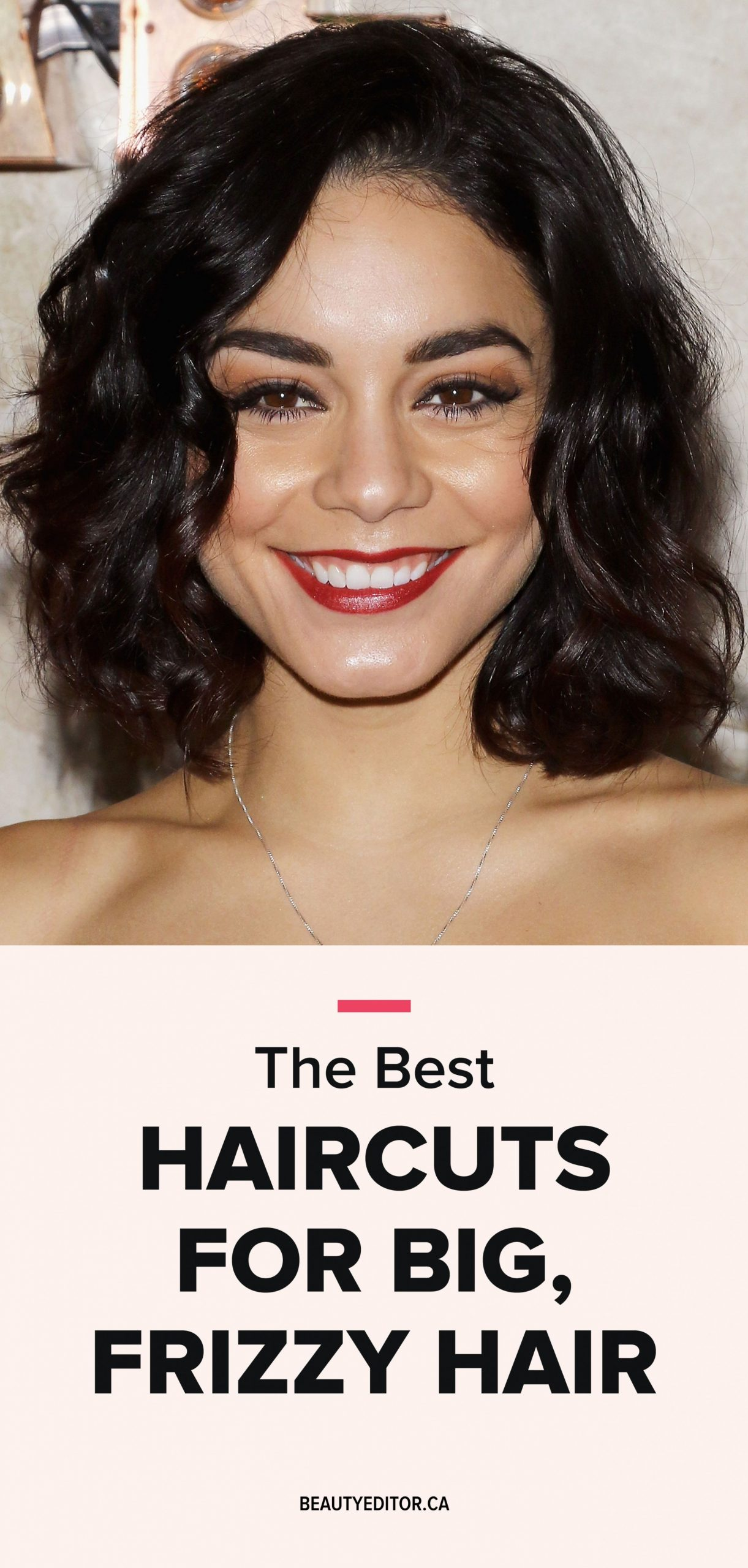 Ask A Hairstylist: The Best Haircuts For Big, Frizzy Hair Frizzy Best Haircut For Thick Frizzy Hair