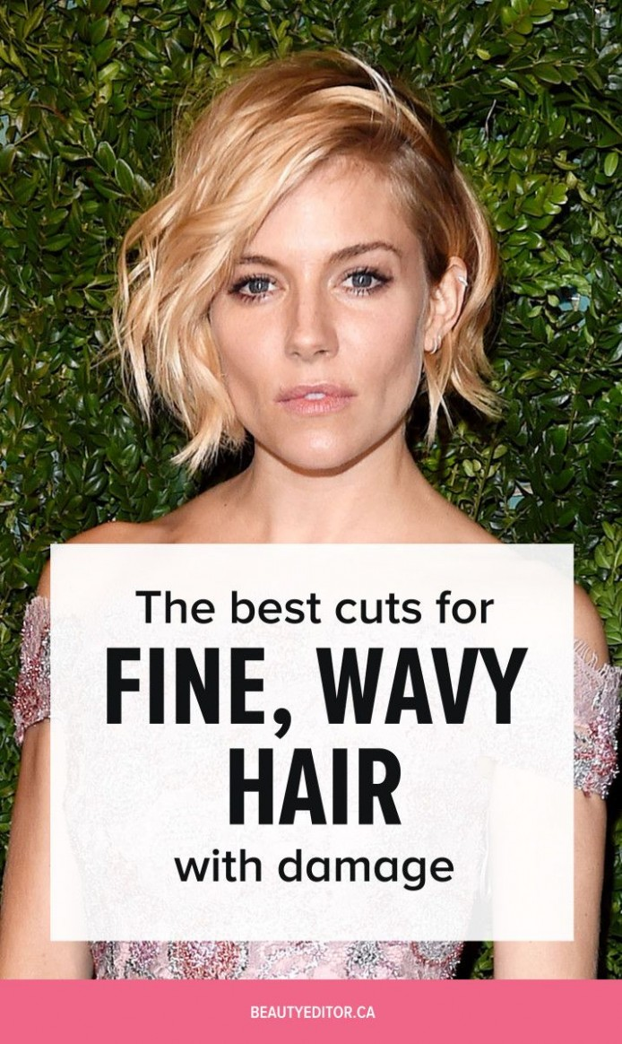 Ask A Hairstylist: The Best Haircuts For Fine, Wavy Hair With Best Haircuts For Fine Curly Hair