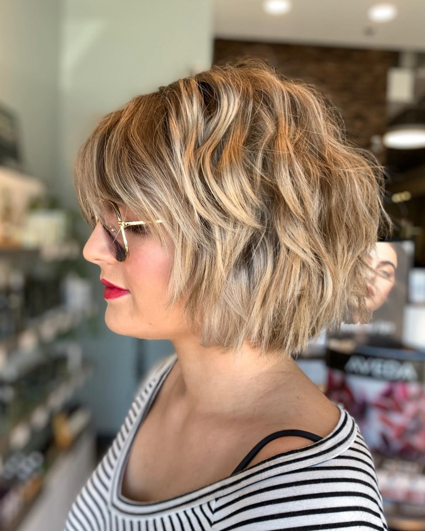 Aveda Stores Locations And Hours Chin Length Hair, Short Hairstyles For Chin Length Hair
