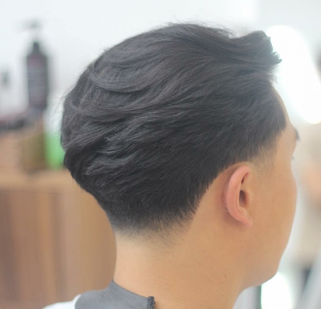 avedaibw #avedamadison  Low fade long hair, Tapered hair, Thick